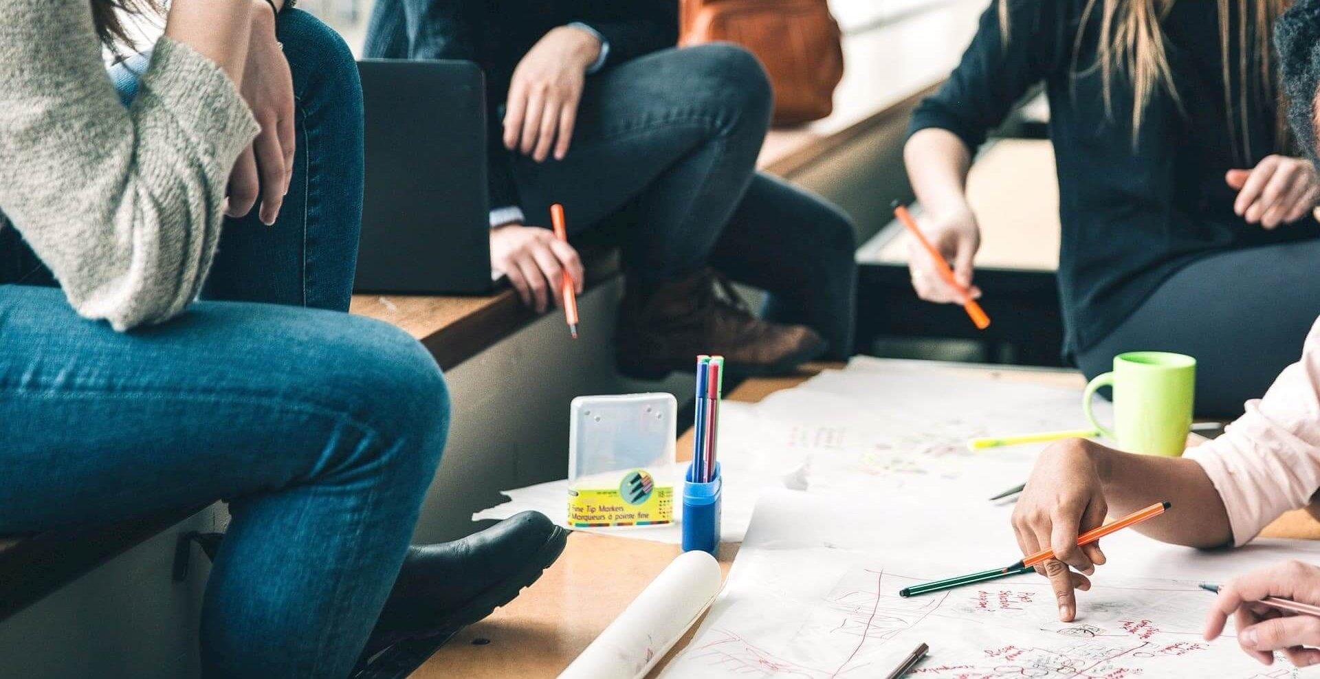 INEHO - Travail collaboratif et performance - team building