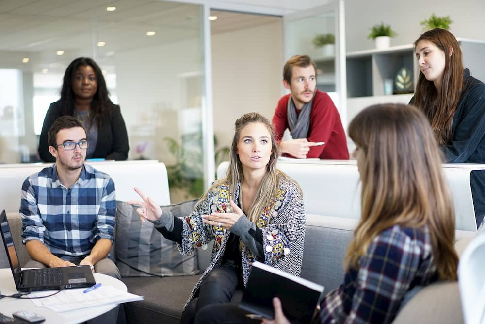 Technique de communication et communication entreprise